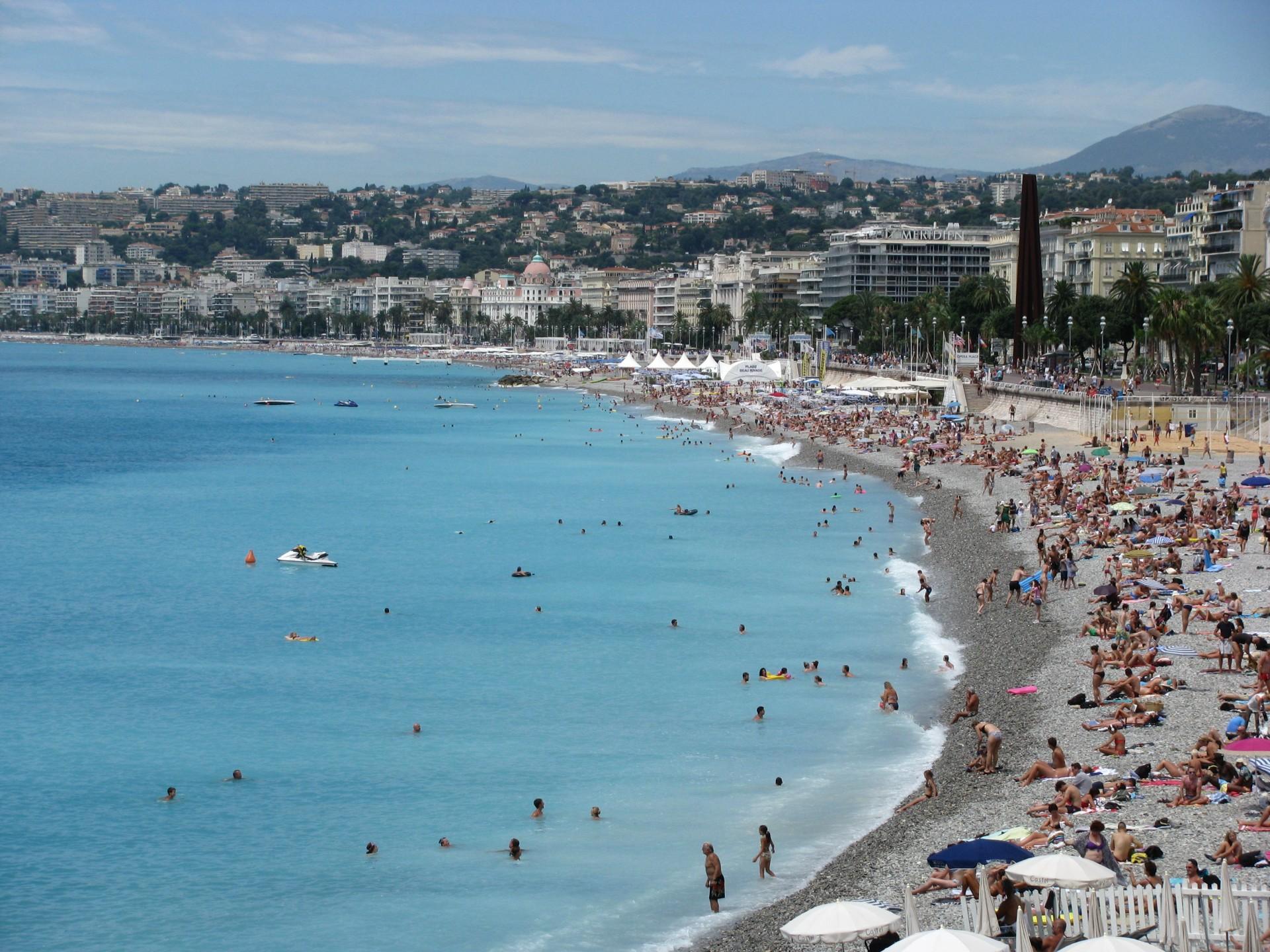 beach-in-nice-france